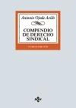 Compendio de Derecho sindical, 4ª ed, 2020