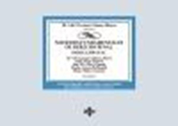 """Nociones fundamentales de Derecho Penal, 3ª ed, 2020 """"Volumen I. Parte especial"""""""