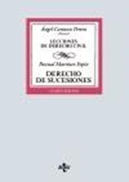 """Derecho de sucesiones, 4ª ed, 2020 """"Lecciones de Derecho Civil"""""""