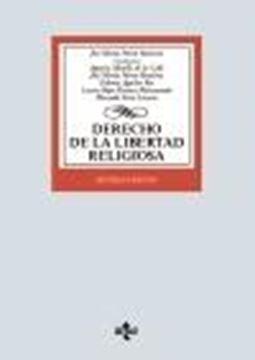 Derecho de la libertad religiosa, 7ª ed, 2020
