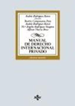 Manual de Derecho Internacional privado, 7ª ed, 2020
