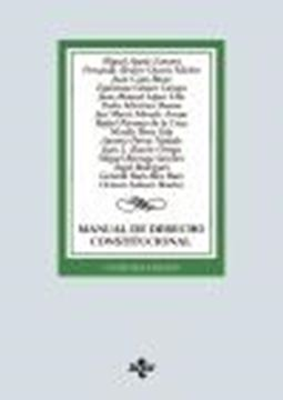 Manual de Derecho Constitucional, 11ª ed, 2020