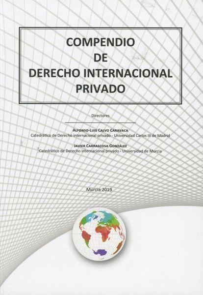 Imagen de Compendio de derecho internacional privado, 2ª ed, 2020