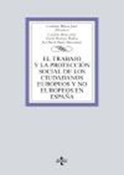 Trabajo y la protección social de los ciudadanos europeos y no europeos en España, El, 2020