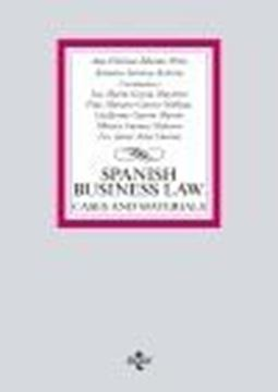 Spanish Business Law: cases and materials, 2020