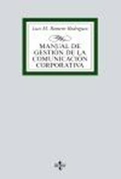 Manual de gestión de la comunicación corporativa, 2020