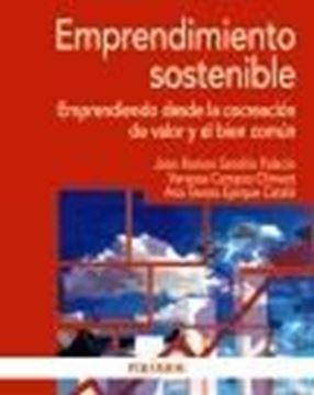 """Emprendimiento sostenible, 2020 """"Emprendiendo desde la cocreación de valor y el bien común"""""""