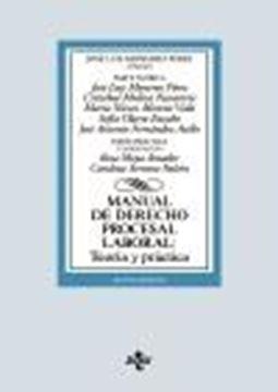 """Manual de Derecho Procesal Laboral + DVD, 5ª ed, 2020 """"Teoría y práctica"""""""