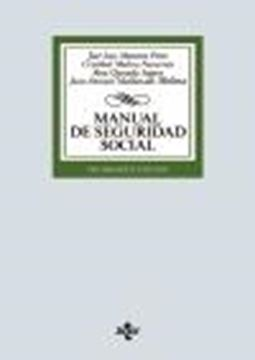 Manual de Seguridad Social, 16ª ed. 2020