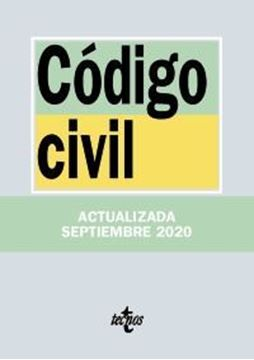 Imagen de Código Civil, 39ª ed, 2020