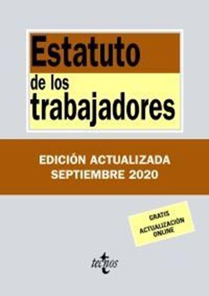Imagen de Estatuto de los Trabajadores, 36ª ed, 2020