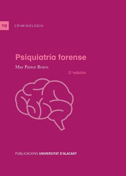 Psiquiatría forense, 2ª Ed, 2020