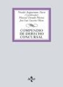 Compendio de Derecho Concursal, 2020