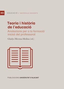"""Teoria i història de l'educació, 2020 """"Anotacions per a la formació inicial del professorat"""""""
