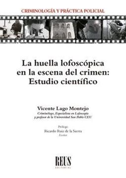 """Huella lofoscópica en la escena del crimen, La, 2020 """"Estudio científico"""""""
