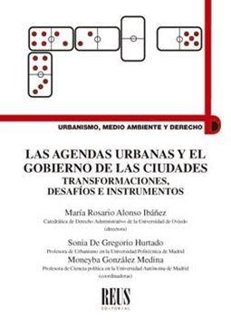 """Las agendas urbanas y el gobierno de las ciudades, 2020 """"Transformaciones, desafíos e instrumentos"""""""
