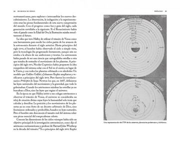 """En busca de Venus """"El arte de medir el cielo"""""""