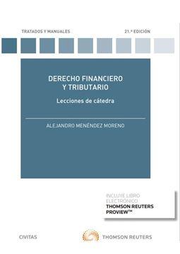 Derecho Financiero y Tributario. Lecciones de cátedra (Papel + e-book), 21ª ed, 2020