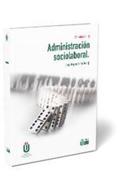 Administración sociolaboral, 3ª ed, 2020
