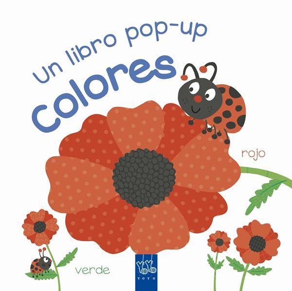 """Colores """"Un libro pop-up"""""""