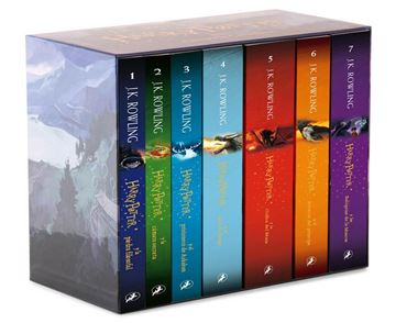 "Pack Harry Potter - La serie completa ""7 volumenes"""