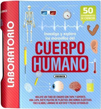 """Cuerpo humano """"laboratorio"""""""