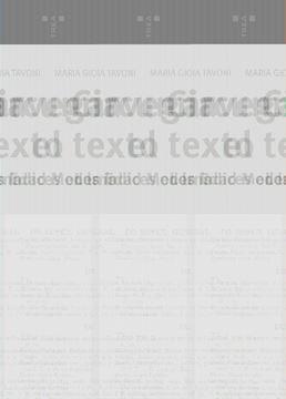 """Circunnavegar el texto """"Los índices en la Edad Moderna"""""""