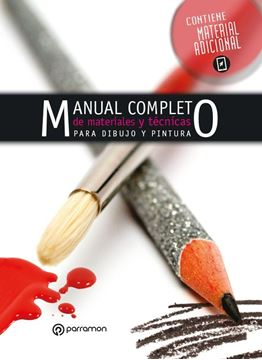 Manual completo de materiales y técnicas de pintura y dibujo, 2020
