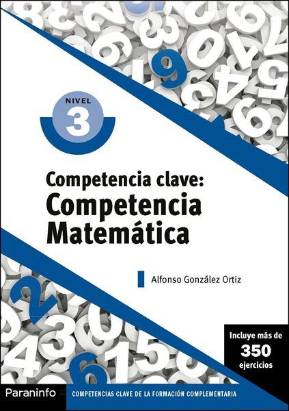 Competencia clave: Competencia Matemática Nivel 3