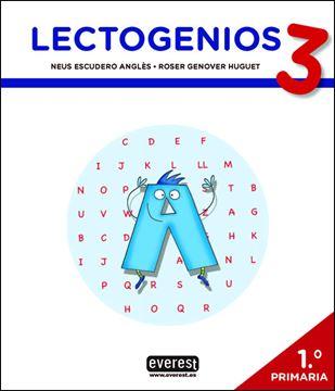 """Lectogenios 3 """"1º Primaria"""""""