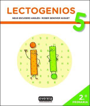 """Lectogenios 5 """"2º Primaria"""""""