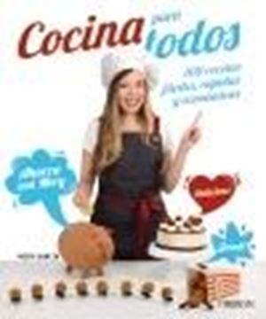"""Cocina para todos """"100 recetas fáciles, rápidas y económicas"""""""