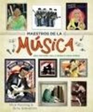 """Maestros de la música """"Una historia de la música para niños"""""""