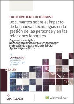 """Documentos sobre el impacto de las nuevas tecnologías en la gestión de las personas y en las relaciones  """"laborables"""""""