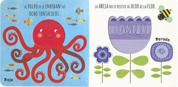 """Colores """"Relieves y huecos"""""""
