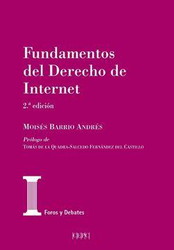 Fundamentos del Derecho de Internet (2.ª edición), 2020