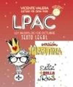 """LPAC versión Martina, 4ª ed, 2020 """"Ley 39/2015, de 1 de octubre, del Procedimiento Administrativo Común de"""""""