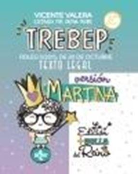 """TREBEP versión Martina, 3ª ed, 2020 """"RDLEG 5/2015, DE 30 DE OCTUBRE. TEXTO LEGAL"""""""