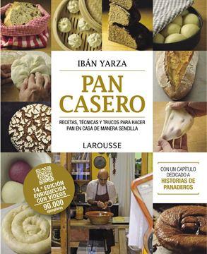"""Pan casero """"Recetas, Técnicas y Trucos para hacer pan en casa de manera sencilla"""""""