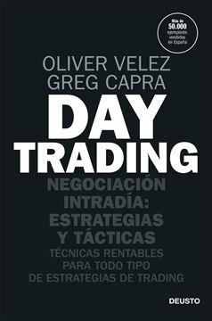 """Day trading """"Negociación intradía: estrategias y tácticas"""""""