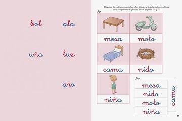 Aprendo a leer y escribir con el método Montessori 2