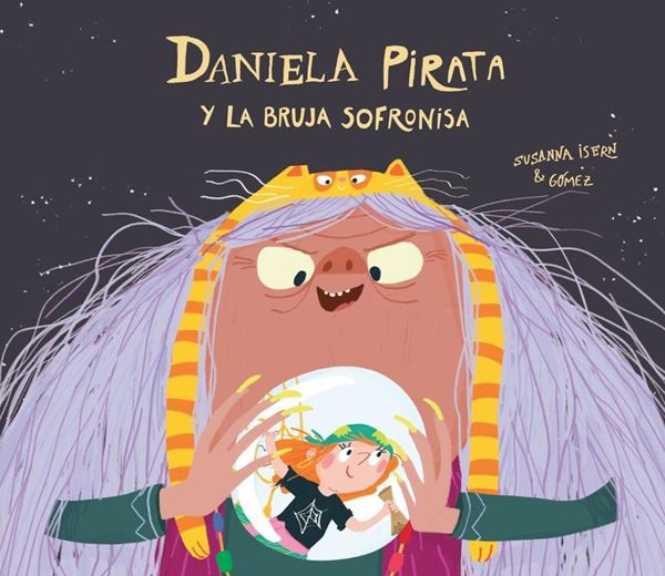 Daniela pirata y la bruja Sofronisa