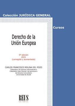 Derecho de la Unión Europea, 5ª ed, 2021