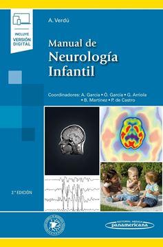 """Manual de Neurología Infantil """"(incluye versión digital)"""""""