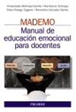 MADEMO. Manual de educación emocional para docentes, 2021