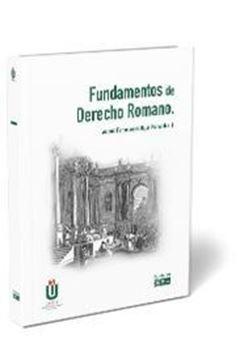 Fundamentos de derecho romano, 2021