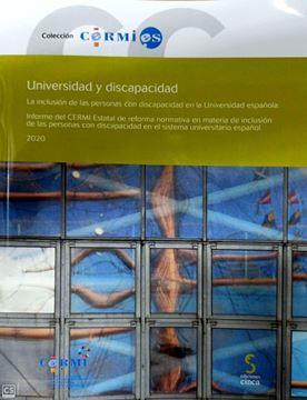 """Universidad y Discapacidad, 2020 """"La inclusión de las personas con discapacidad en la Universidad Española"""""""