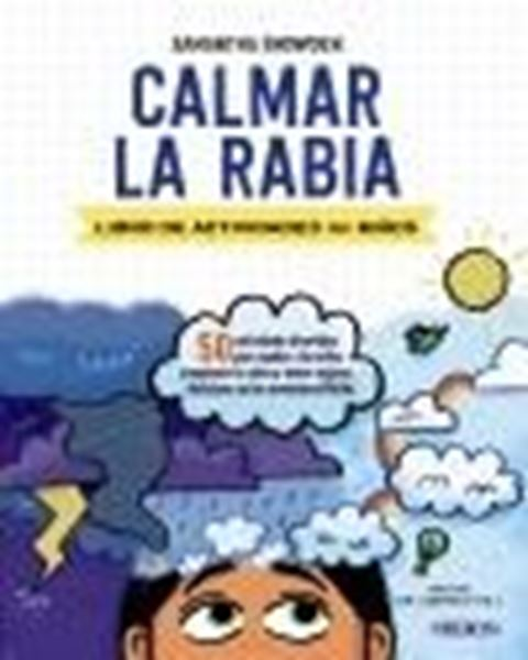 """Calmar la rabia """"Libro de actividades para niños"""""""