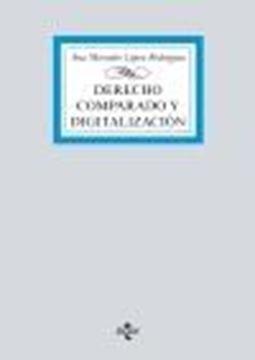 Derecho comparado y digitalización, 2021
