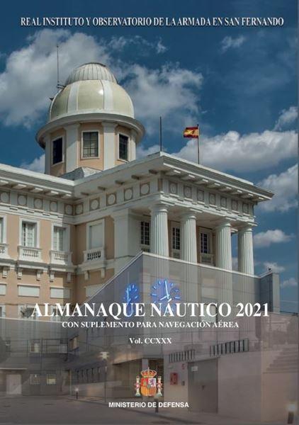 Imagen de Almanaque naútico 2021